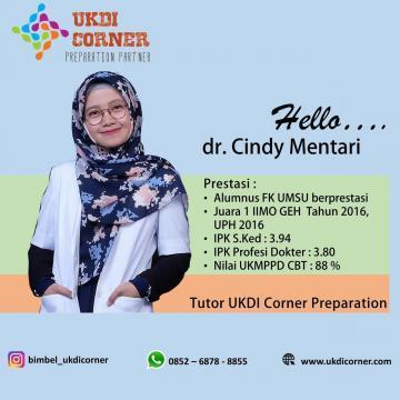 dr. Cindy Mentari