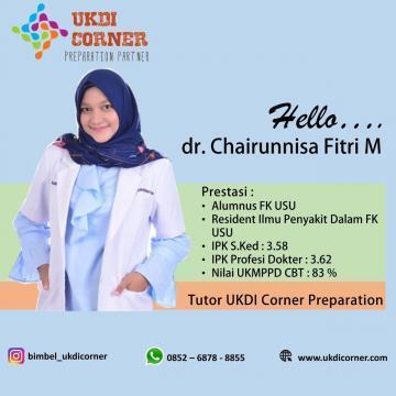 dr. Chairunnisa Fitri M