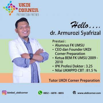 dr. Armurozi Syafrizal
