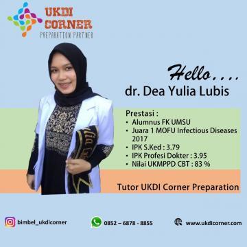 dr. Dea Yulia Lubis