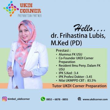 dr. Frihastina Lubis, M.Ked (PD)
