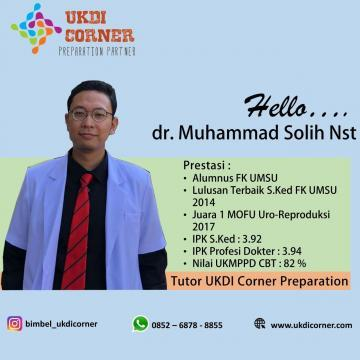 dr. Muhammad Solih Nasution